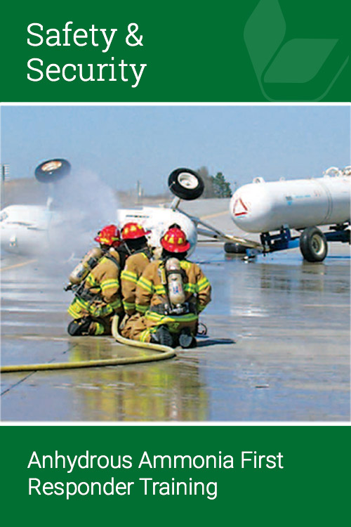Anhydrous Ammonia First Responder Training